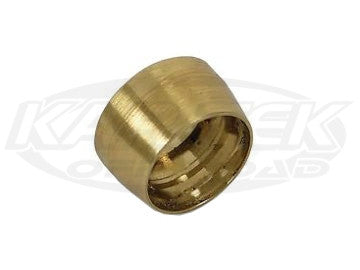 Fragola AN -6 Replacement Brass Olives For PTFE Hose End Fittings  sc 1 st  Racegear WA & Fragola AN -6 Replacement Brass Olives For PTFE Hose End Fittings ...