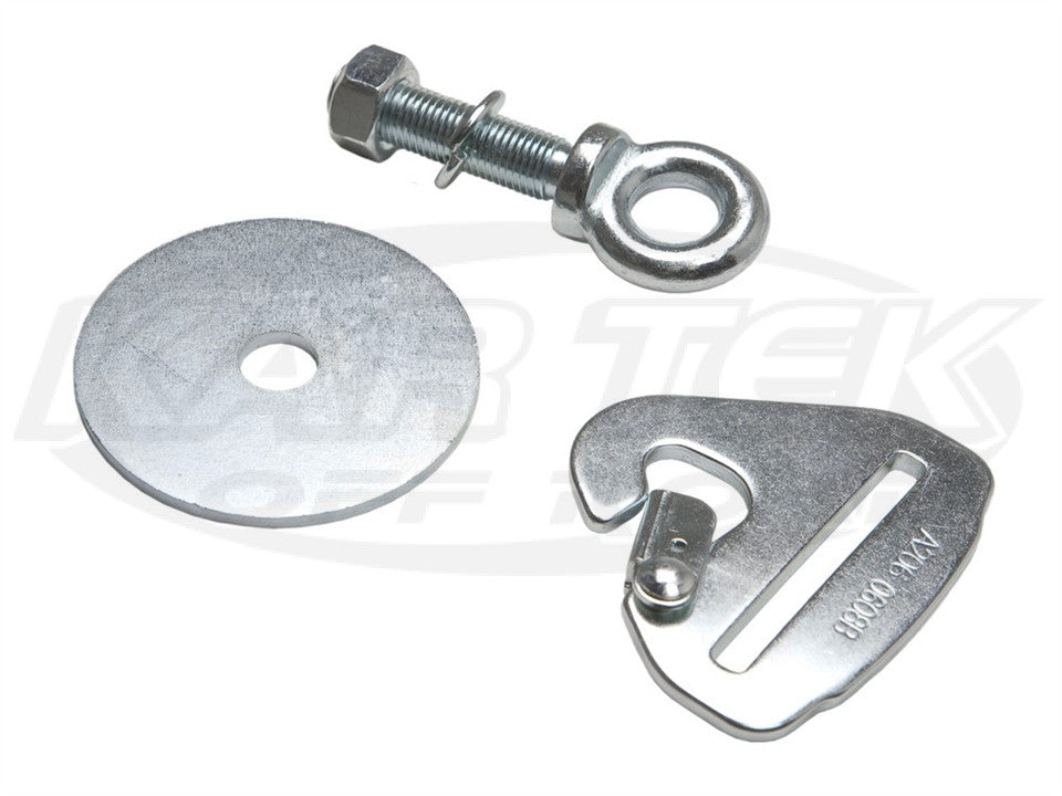 Snap-In Floor Mounting Hardware Kit Each