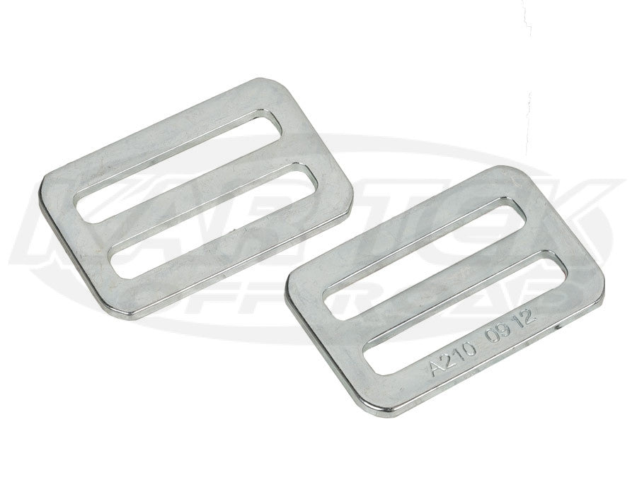"2"" 3-Bar Slider Pair"