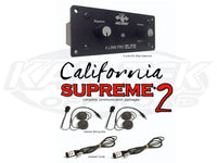 California Supreme 2 2 Seat Intercom