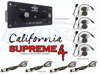 California Supreme 4 4 Seat Intercom