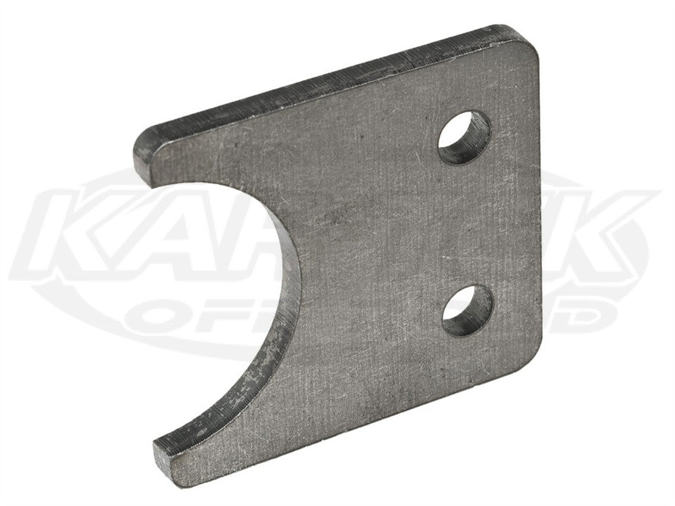 "Weld-On Mounting Tab for Power Steering Reservoir Clamps Or Parker Pumper Clamp For 1-1/2"" Tubing"