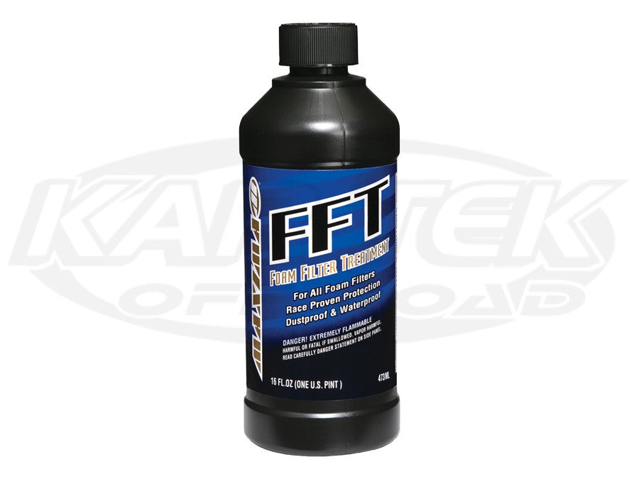 Maxima Foam Air Filter Treatment 16 oz. Bottle