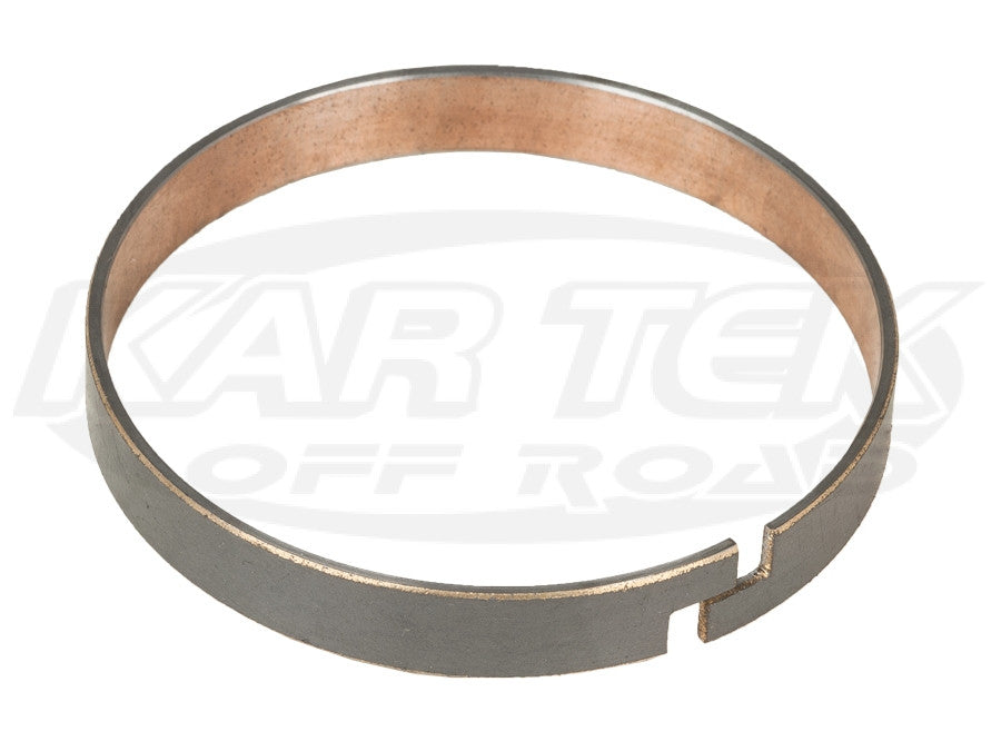 Shock Piston Wear Bands 4.4 Series, PTFE Bronze, For O-Ring Piston