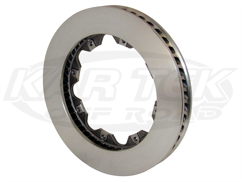 "12.19"" Heavy Duty Directional Vane Rotors 8 x 7.62"" Bolt, 1.38"" Width, Right"