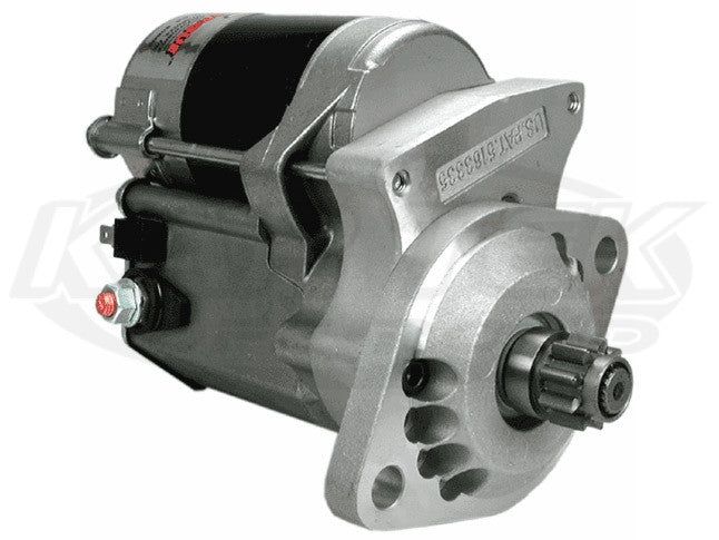 IMI VW Type I 9 Tooth Pinion Hi-Torque Starter 1.2 kW Chrome Finish