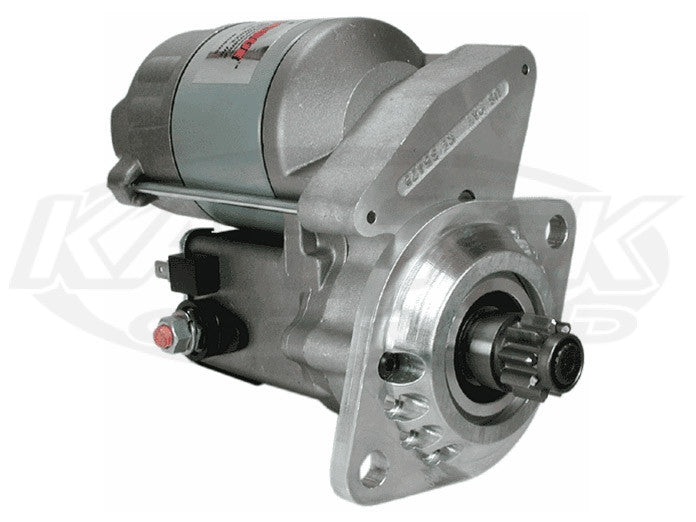 HiTorque 1.4kW Standard 12v Starter For Bug, 002 Bus, Or Mendeola Using A Mazda Rotary Engine