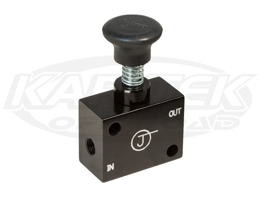 Jamar Performance Hydraulic Park Lock For Brakes Not To Be Used As Emergency Brake On Street Vehicle