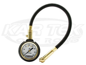 Allstar Performance Tire Pressure Gauges 0-40 psi