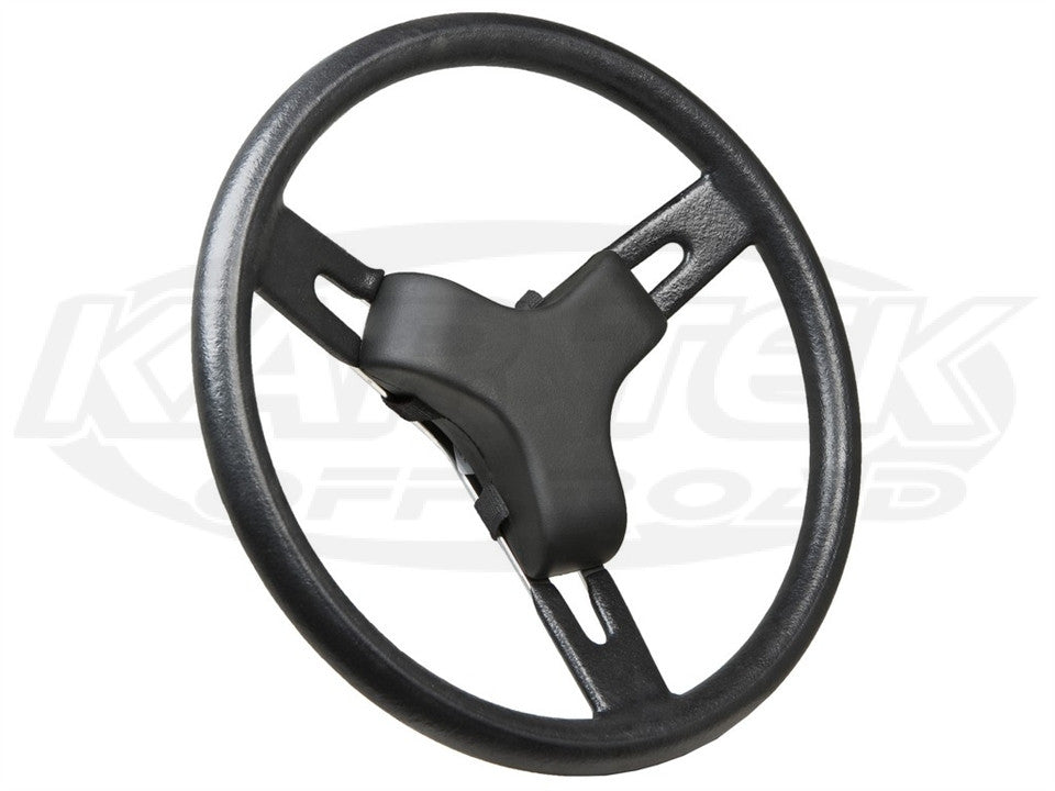 Molded Steering Wheel Pad Pad Only
