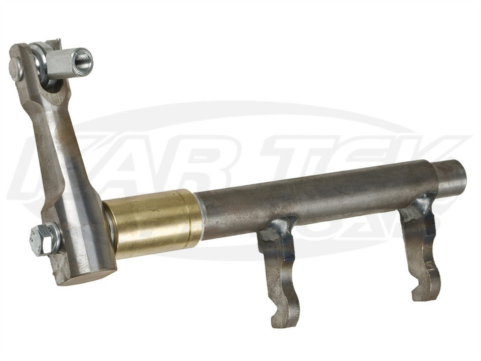 "Heavy Duty Mendola Or VW Bus 091 Throw Out Bearing Cross Arm Shaft For 5/16"" Thread Slave Cylinders"