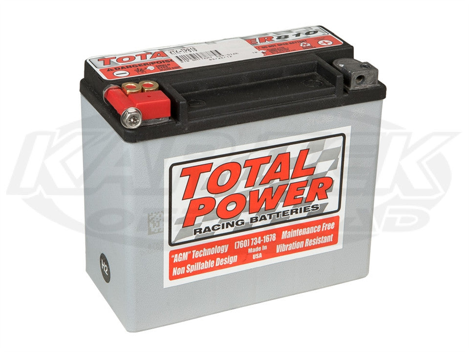 Total Power 810 Series 810 Cranking Amps