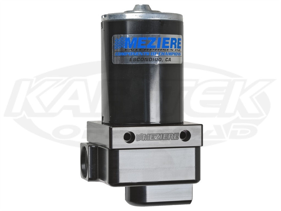 Meziere Inline Electric Water Pump 20 Gallon per Minute