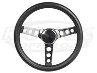 EMPI 3-Spoke Classic Steering Wheel 12