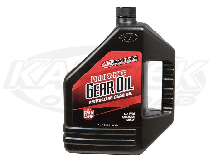 Maxima Performance Gear Oil SAE 250 1 Gallon Jug, 250W