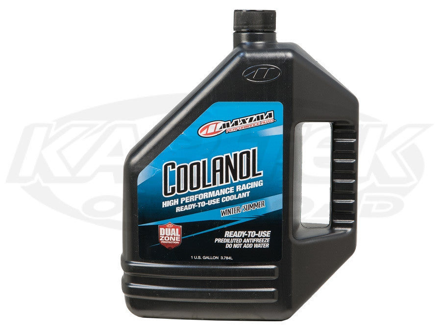 Maxima Coolanol Ready-To-Use Coolant 1 Gallon Jug