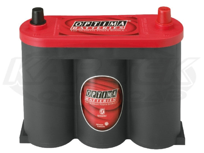 Optima 6V Redtop Battery 800 CCA, 6 Volt