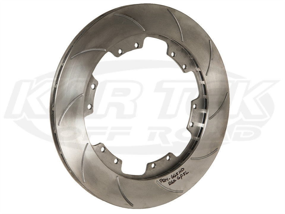 "13"" Vented Directional Rotors for ProAm Hubs 12 x 8"" Bolt, .81"" W, Left"