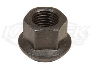 Black 14mm-1.5 Ball Seat Open End Nut For 5 Lug Centerline, BTR, EMPI Race Trim, Method Race Wheels