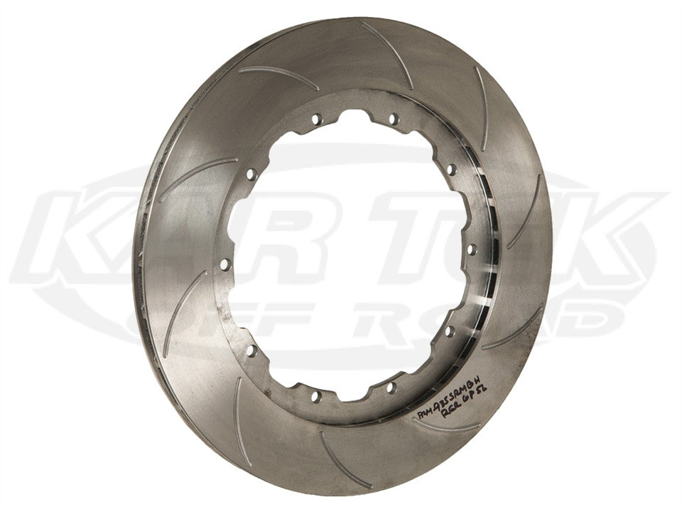 "13"" Grooved Vented Directional Rotors 10 x 8"" Bolt, .81"" W, Left"
