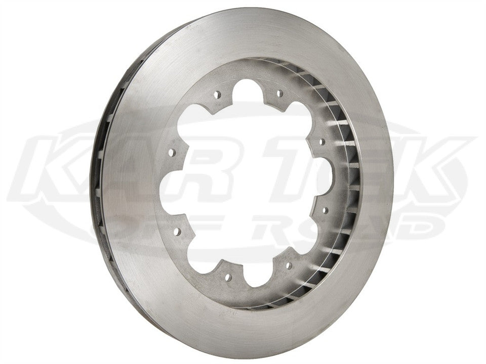 "14"" Vented Directional Rotors 8 x 9"" Bolt, 1.25"" W, Left"