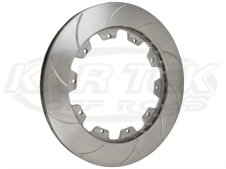 "13"" Short Course Vane Rotors 10 x 8"" Bolt, .81"" W, Left"