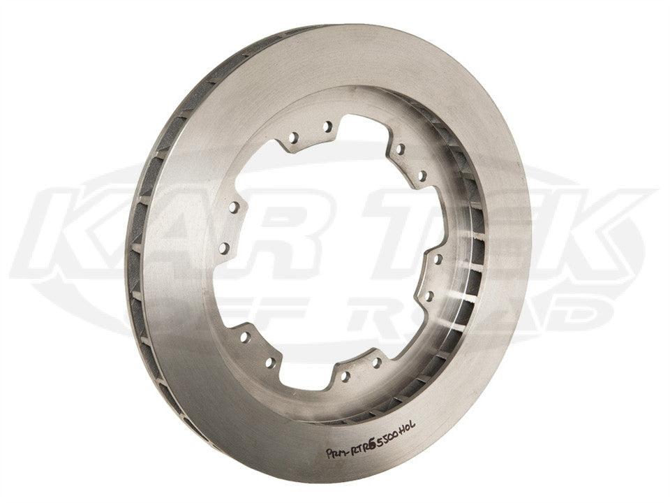 "13-1/2"" Vented Directional Rotors for ProAm Hubs 10 x 7.75"" Bolt, 1.25"" W, Right"