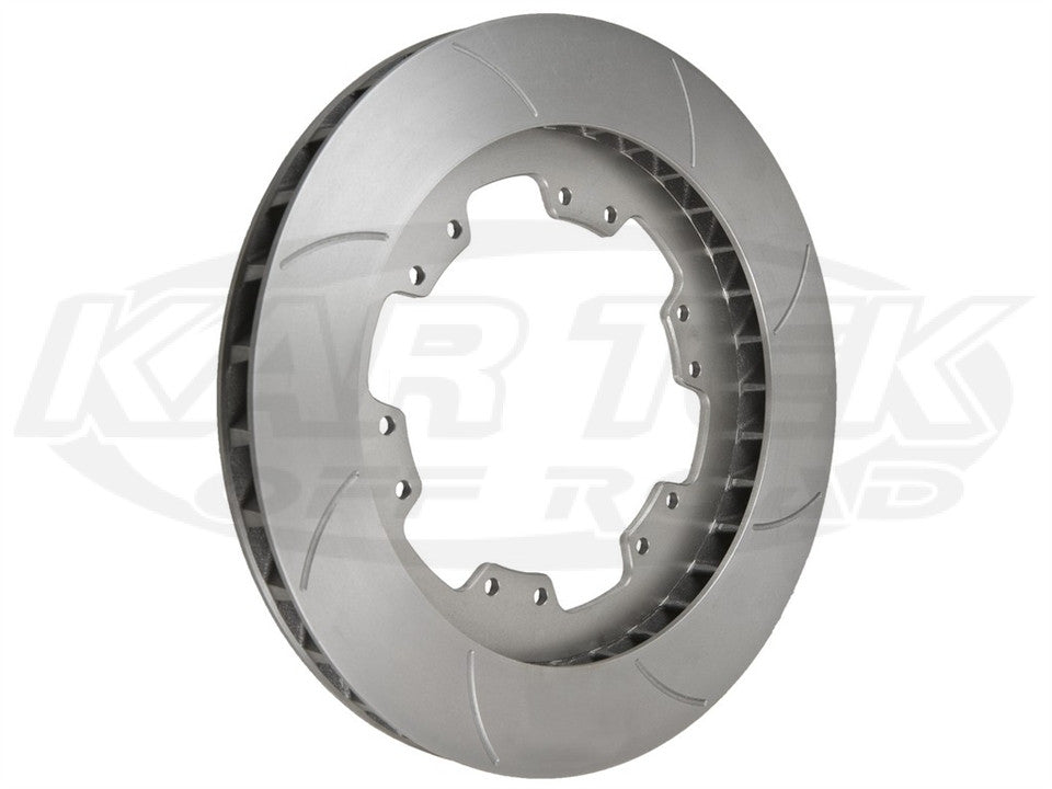 "14"" Vented Directional Rotors for ProAm Hubs 12 x 8"" Bolt, 1.25"" W, Left"