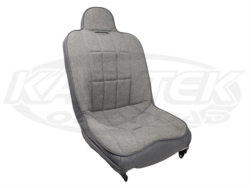 Daily Driver Seats Daily Driver, Grey Tweed