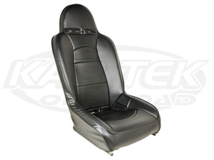 RZR 800 & 900 Premier High Back Seats High Back RZR, Black Tweed