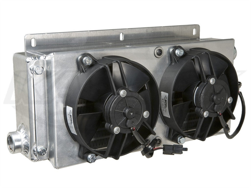 "CBR Mini Cooler w/ 5"" Fans Two 5"" SPAL Fans"