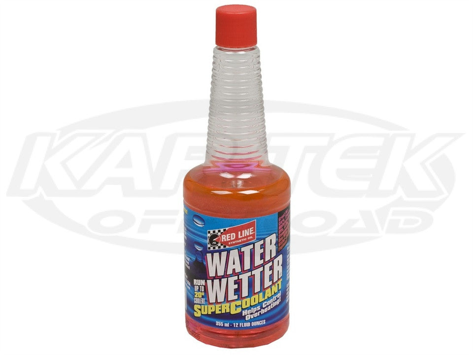 Red Line Water Wetter 12 oz Bottle
