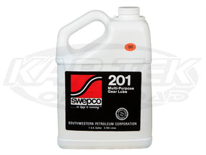 Swepco 201 Multi-Purpose Gear Oil - 90W 1 gal. 90W