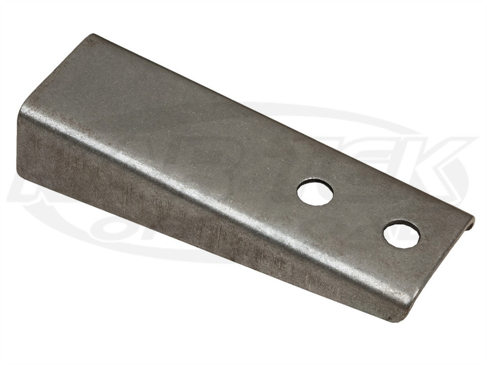 "4-3/4"" Two Hole Channel Bracket 4-3/4_ Long w/ 3/8_ Holes"