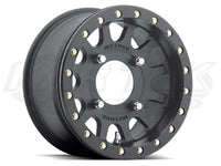 Method 401 UTV Beadlock Wheels - Matte Black 14