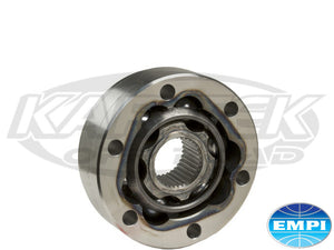 EMPI Type 2/4 VW Bus CV Joint For 33 Spline Axles With Stock CV Cage Fits 1968 To 1979