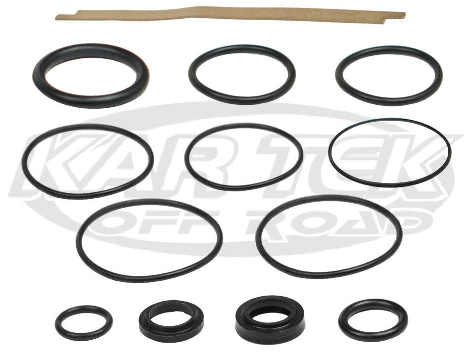 "Fox 2.5"" Internal Bypass Shock Standard O-Ring Rebuild Kits For 7/8"" Shaft With 2.0"" Reservoir"