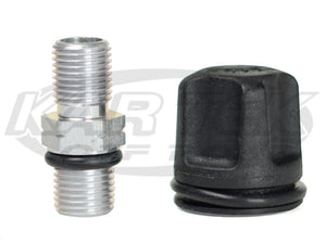 Fox Shocks Replacement Aluminum Schrader Air Valve Stem For Newer Fox Shocks That Use 5/16-32 O-Ring