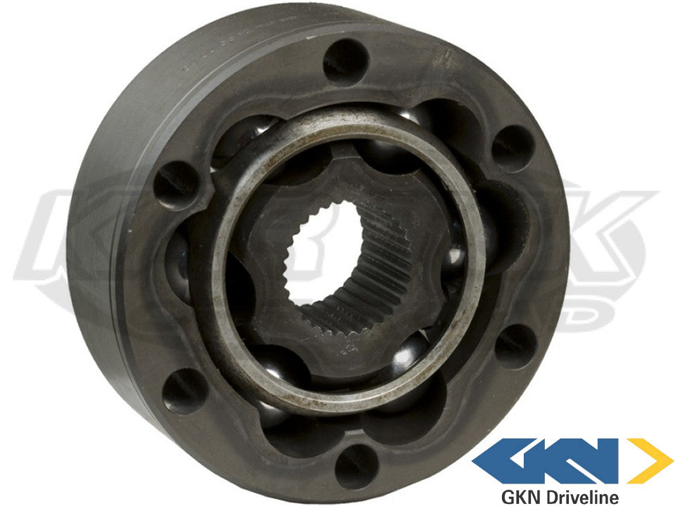 GKN Stock German Series 30 CV Joint With 4130 Chromoly Cage Uses 12mm Bolts