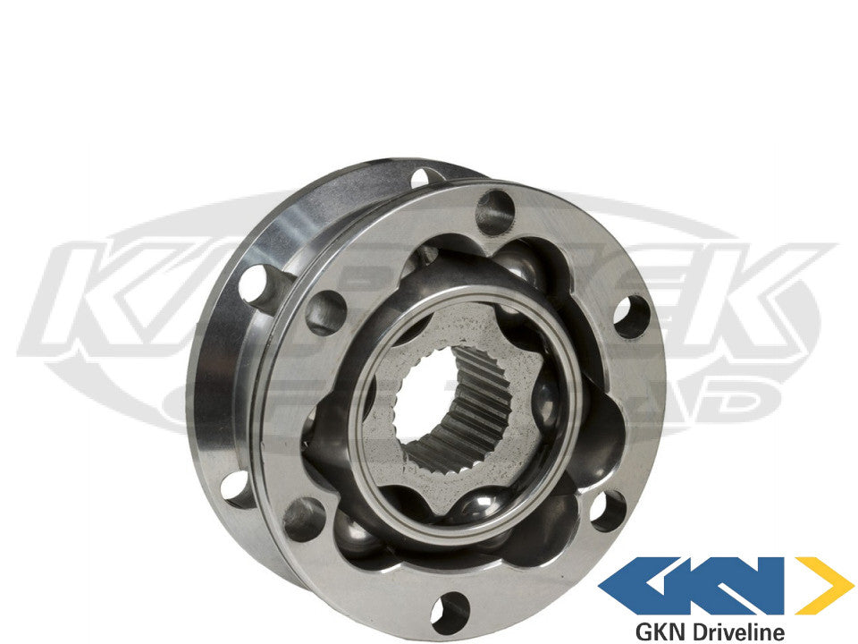Kartek Off-Road Lightened And Polished Porsche 930 CV Joint For 28 Spline  Axles With 300m Cage