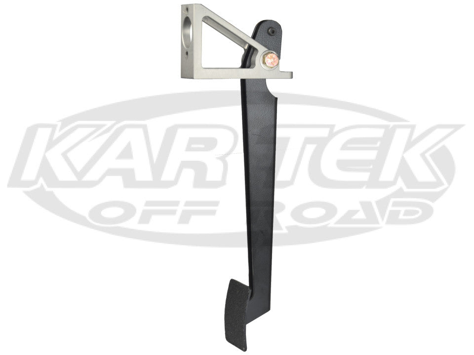 "Jamar Performance 14-1/4"" Reverse Swinging Brake Or Clutch Single Master Cylinder Pedal Assembly"