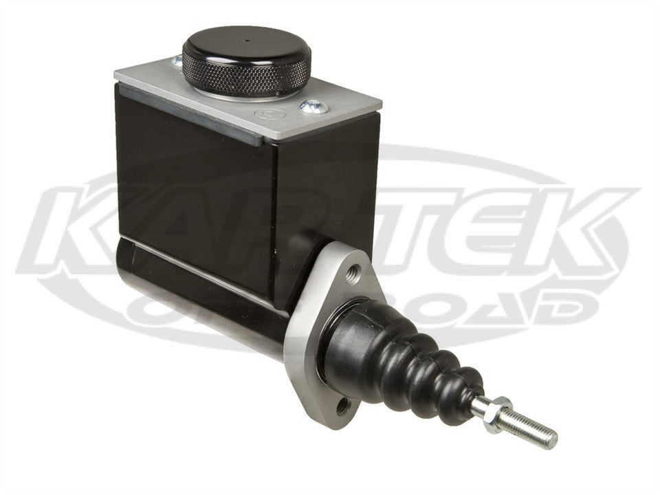 "Jamar Performance Billet Aluminum Tall Rectangular 7/8"" Bore Brake Master Cylinder"