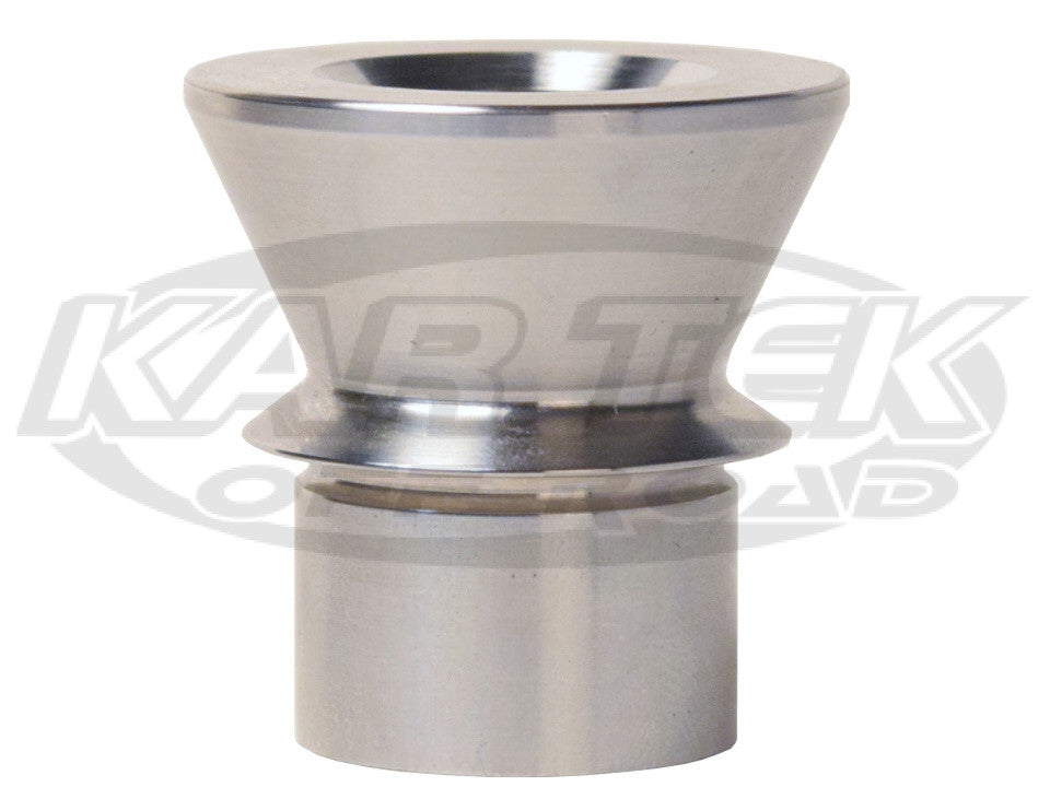 "17-4 Stainless Steel Misalignment Spacer For 1"" Heim Or Uniball For 3/4"" Bolt 3"" Stack Height"