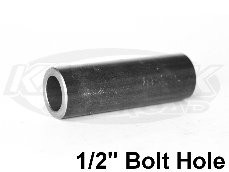 "4130 Chromoly Pivot Bushing Inner Sleeve For 1/2"" Bolt 3/4"" Outside Diameter 2.308"" Total Length"