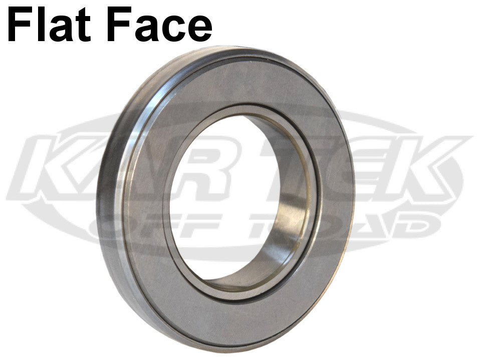 Flat Throw Out Bearing For Albins, PBS, Or Weddle Transmission Using A Kennedy Style Clutch