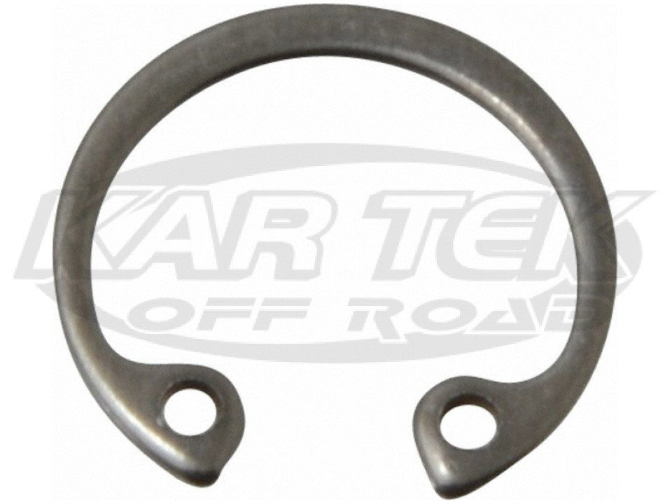 "Uniball Cup Internal Snap Rings For Our 1-1/2"" Part Number 9048 Series Trophy Truck Uniball Cups"