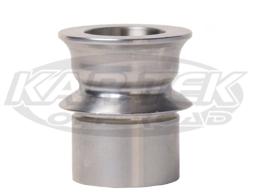 "17-4 Stainless Steel Total Chaos Misalignment Spacer For 1"" Heim Or Uniball For 3/4"" Bolt 2-3/4"" Stk"