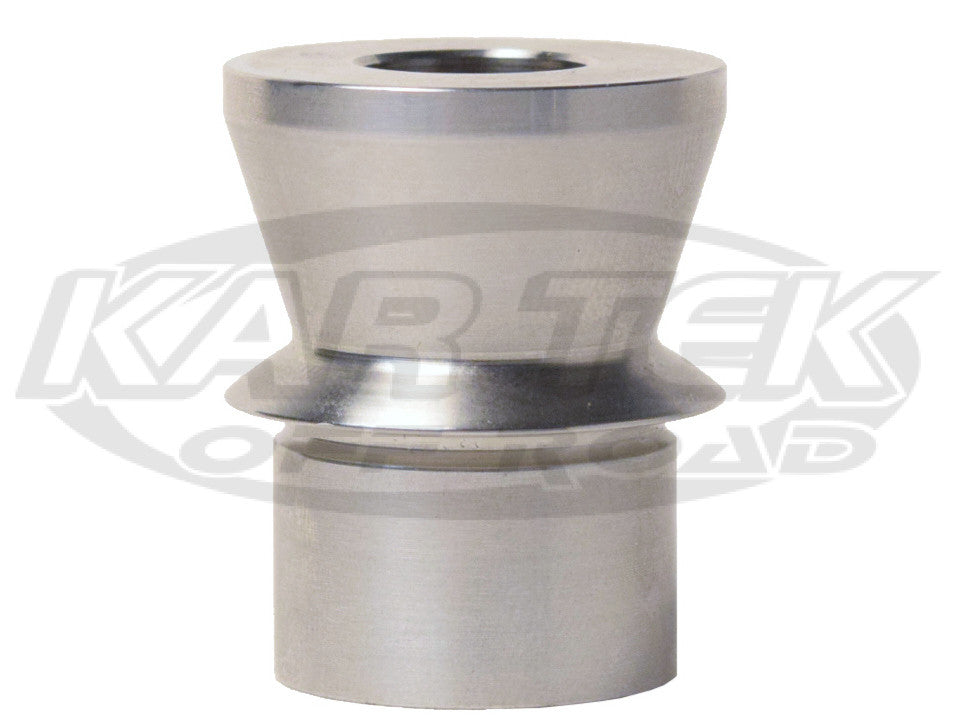 "17-4 Stainless Steel Misalignment Spacer For 1"" Heim Or Uniball For 9/16"" Bolt 3-1/16"" Stack Height"