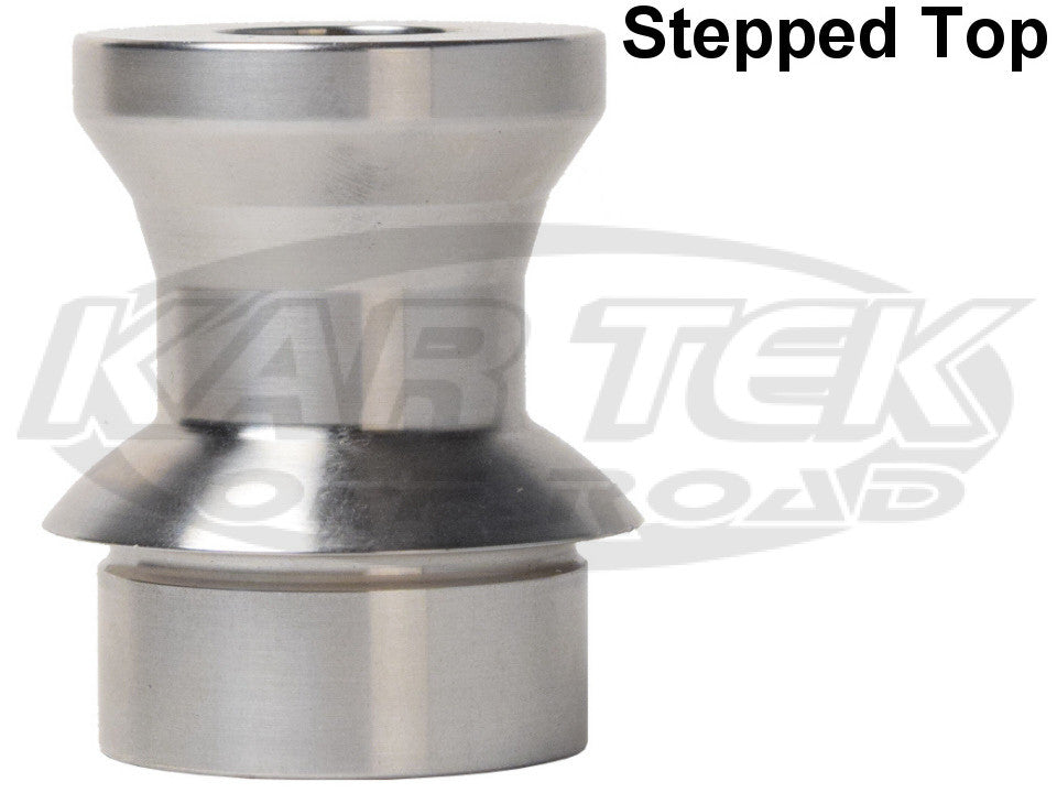 "17-4 Stainless Steel Misalignment Stepped Spacer For 1-1/2"" Uniball For 3/4"" Bolt 4-3/8"" Stack Ht"