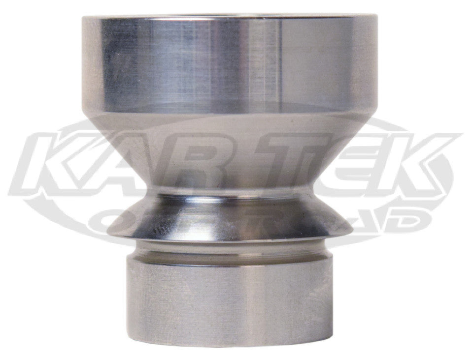 "17-4 Stainless Steel Misalignment Spacer For 7/8"" Heim Or Uniball For 1/2"" Bolt 2-11/16"" Stack Ht"